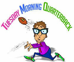 Tuesday Morning Quarterback Logo
