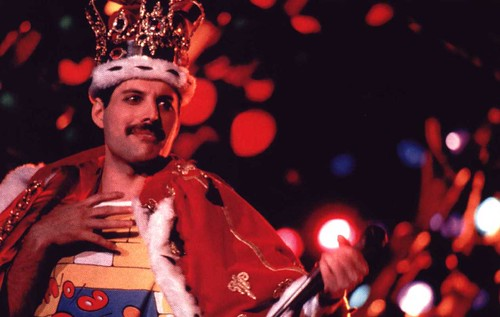Freddie live at Wembley 05