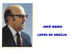 JOSÉ MARIA LOPES DE ARAÚJO