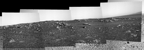 Spirit Sol 600 - Back Up the Hill