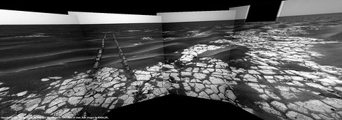 Opportunity Sol 580