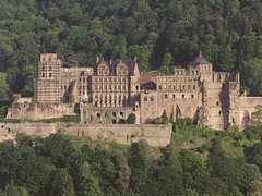 Heidelberger Schloss, Heidelberg, Germany