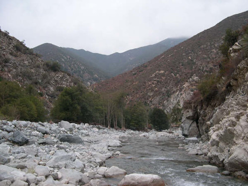East Fork of the San Gabriel River