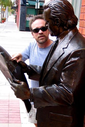 Teaching a stiff to read in Ybor City