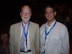 CEDI. Con Tony Hoare.
