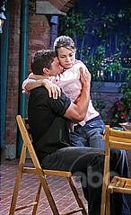 Lucky & Liz Hug