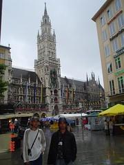 Neues Rathaus, Munich, Germany