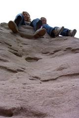 --Photo: Climbing the Mountain--