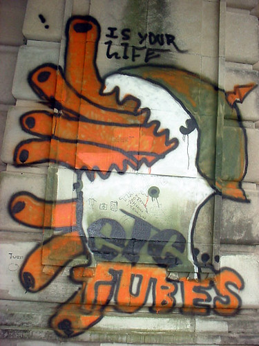Tubes Graffiti 2628