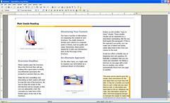OpenOffice Writer