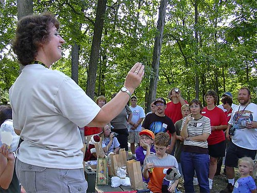 End of the Summer Picnic - The auction/raffle