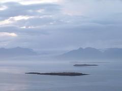 The fjords at Höfn