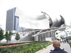 Gehry's Pritzker Pavilion