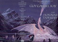 Omnibus Fionavar Cover
