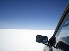 Salar Trip - 51 - Salt driving