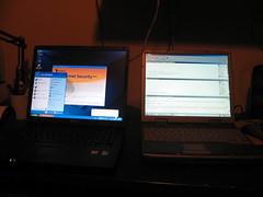 Nuevo Inspiron2200 y anterior portatil