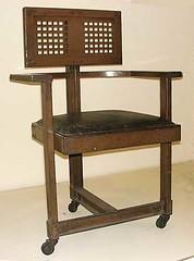 FLW chair