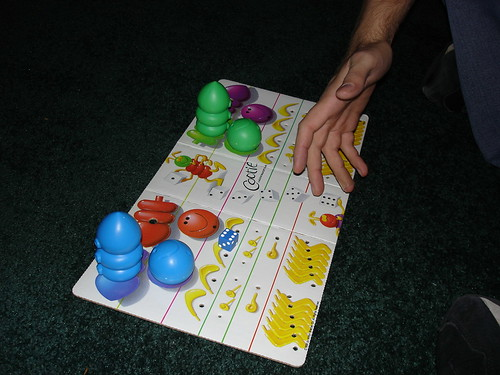 Cootie Board 2