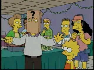 Pynchon en los Simpson