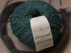 felted tweed watery