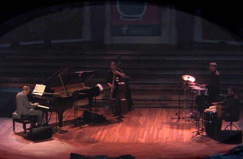 Bebo Valdés Quartet en el Palau de la Música