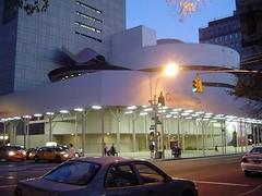 Guggenheim by night
