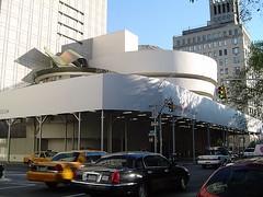 Guggenheim by day