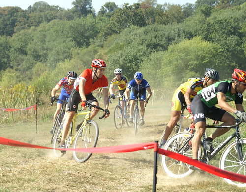Ed Sander CX leaders