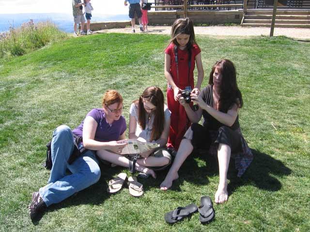 girls in steamboat springs