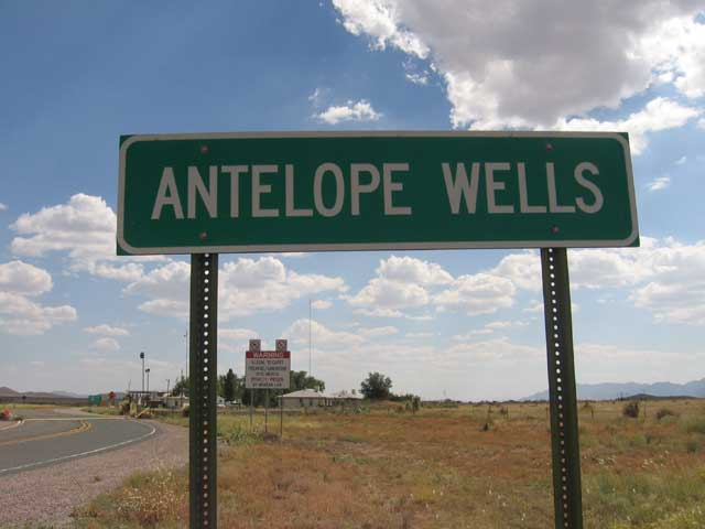 Antelope Wells