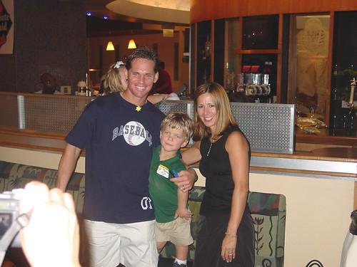 Craig, Patty and Matthew