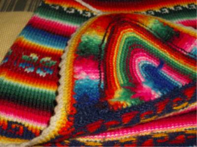 andean hat interior