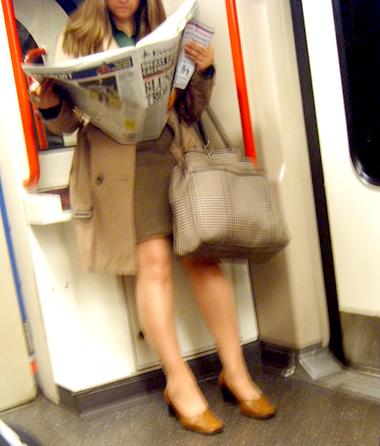 Big Bag, Little Lady