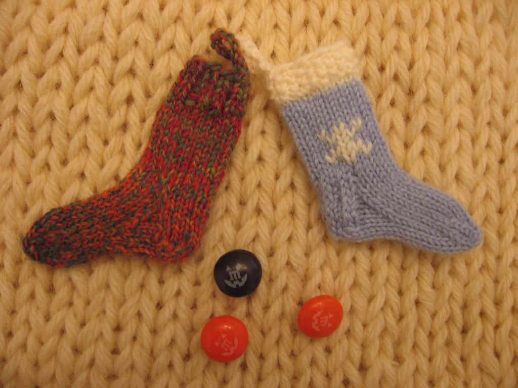 Sherry's small sabbatical Socktoberfest socks