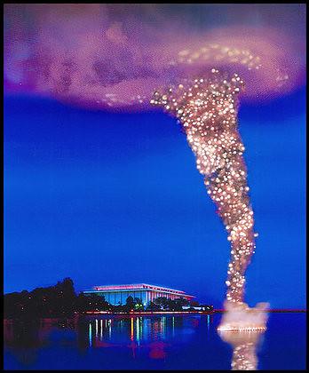 tornado fireworks
