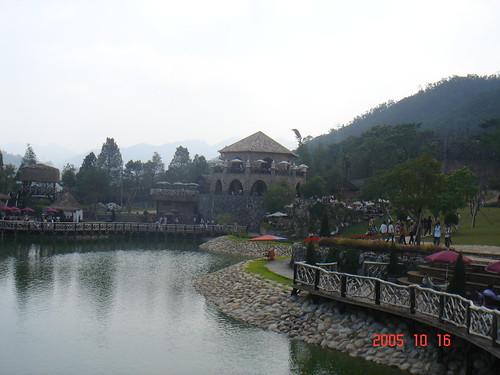 新社古堡花園 - 人工湖