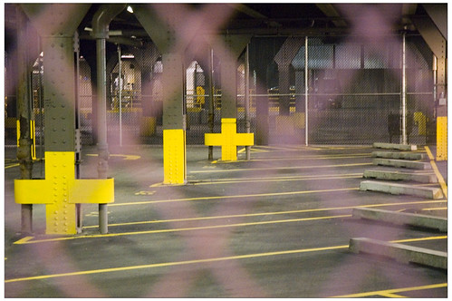 Parking Garage Crosses