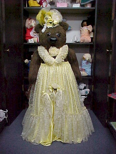 bear dress two