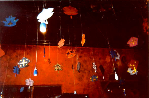 Colorful mobiles
