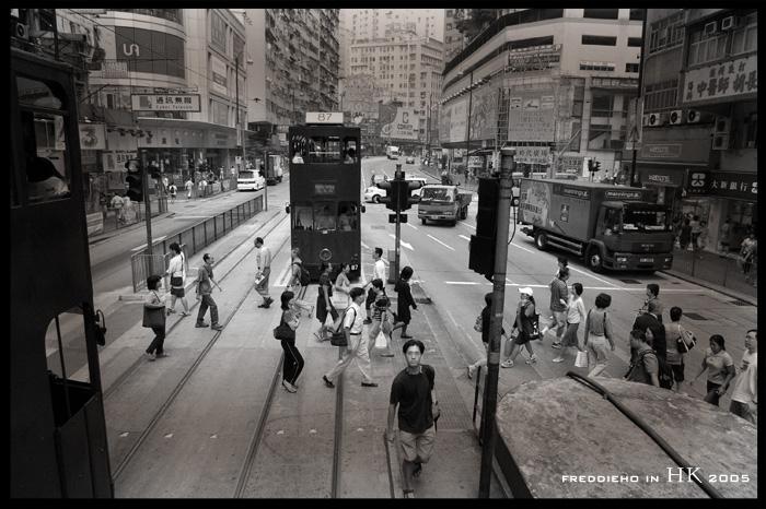 香港電車十