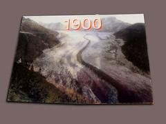 1900 - the glaciers