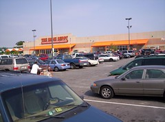 Home Depot, Brentwood, Washington, DC