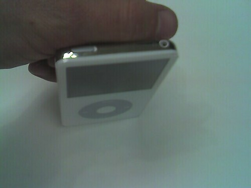 The 5th Generation iPod Top port