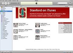 iTunes @ Stanford (2)