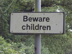 Beware Children!