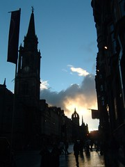 Dia 01- 10-Edimburgo - Royal Mile