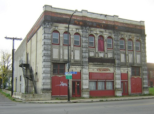 The former 'Roxy Theatre'
