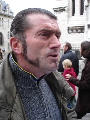 Un portraitist de Montmartre