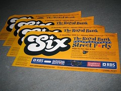 Edinburgh's Hogmanay Party Tickets 2005-2006