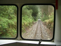 Machu Picchu - 04 - Train view